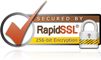Rapid SSL site security